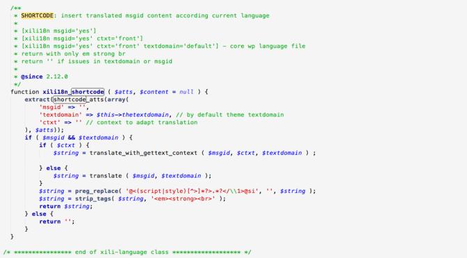 xili-language: découverte d'un nouveau shortcode !