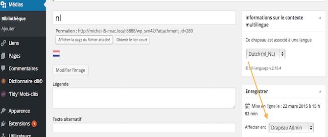 Bientôt WP 4.2 : Mise à jour de maintenance pour la trilogie xili-language !